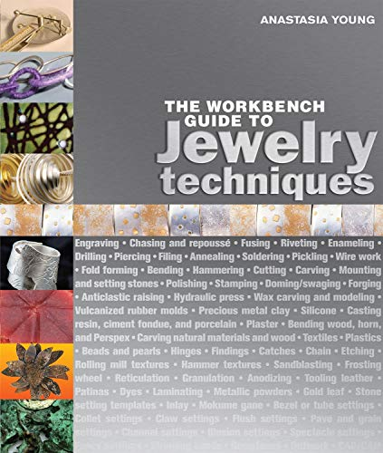 9781596681699: The Workbench Guide to Jewelry Techniques
