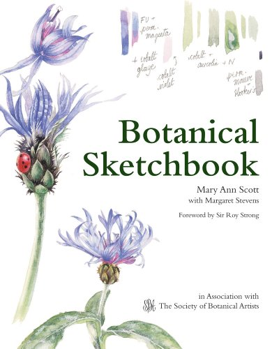 9781596682320: Botanical Sketchbook
