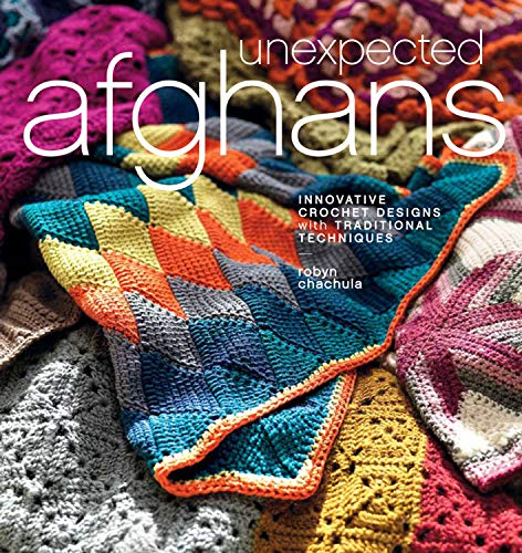 9781596682993: Unexpected Afghans: Innovative Crochet Designs with Traditional Techniques