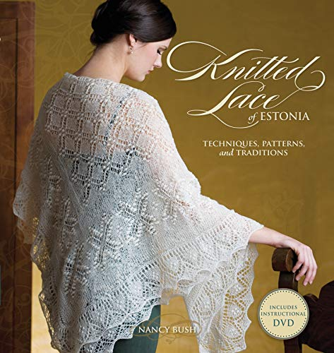 9781596683150: Knitted Lace of Estonia with DVD: Techniques, Patterns, and Traditions