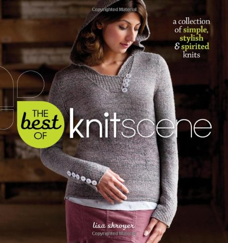 9781596683266: The Best of Knitscene: A Collection of Simple, Stylish, and Spirited