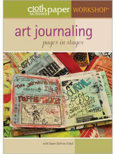 9781596683839: Art Journaling - Pages in Stages