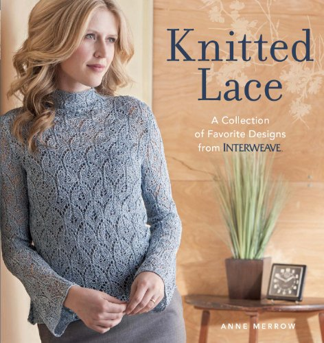 9781596684829: Knitted Lace: A Collection of Favorite Designs from Interweave