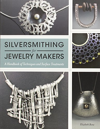 9781596684997: Silversmithing for Jewelry Makers: A Handbook of Techniques and Surface Treatments
