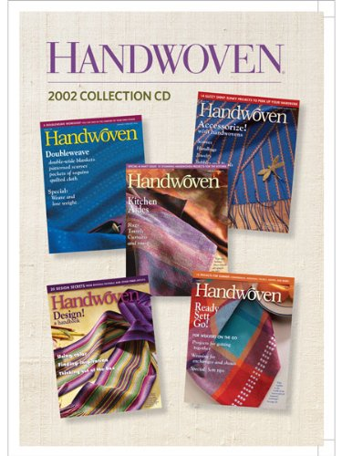 9781596686083: 2002 Handwoven CD Collection