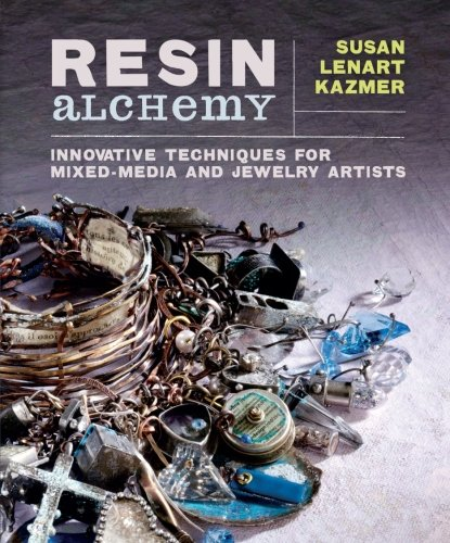 9781596686441: Resin Alchemy: Innovative Techniques for Mixed-Media and Jewelry Artists