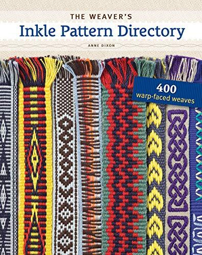 9781596686472: The Weaver's Inkle Pattern Directory: 400 Warp-Faced Weaves