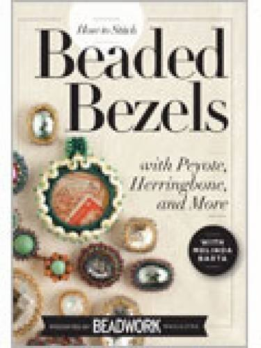 9781596687158: How to Stitch Beaded Bezels