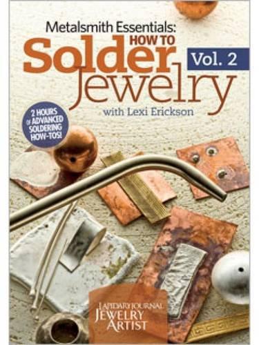 9781596687226: How to Solder Jewelry Volume 2 Dv