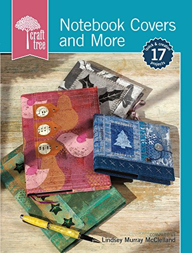 9781596687660: Craft Tree Notebook Covers and More