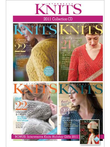 9781596688476: Interweave Knits 2011 Collection CD