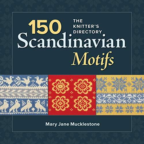 9781596688551: 150 Scandinavian Motifs: The Knitter's Directory