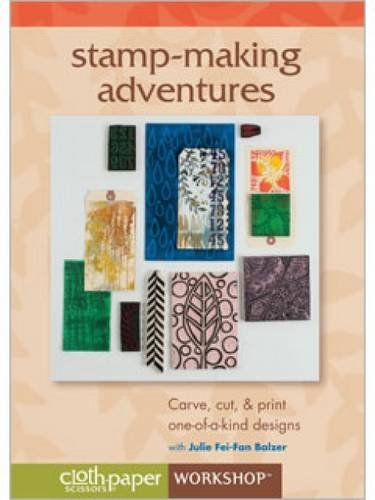 9781596688711: Stamp Making Adventures: Carve, Cut & Print One-of-a-Kind Designs
