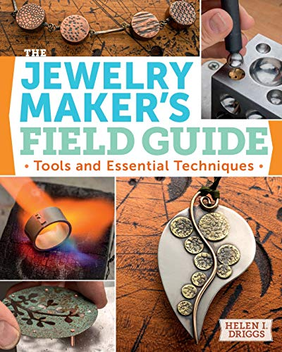 9781596689763: The Jewelry Maker's Field Guide: Tools and Essential Techniques