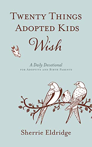 9781596694217: Twenty Things Adopted Kids Wish: A Daily Devotional for Adoptive and Birth Parents