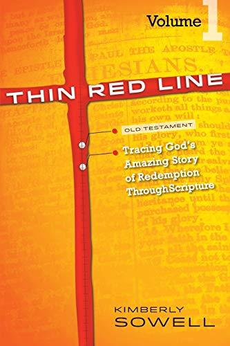 9781596694248: Thin Red Line, Volume 1
