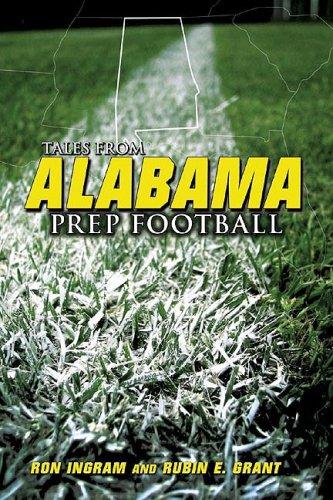 9781596700598: Tales from Alabama Prep Football