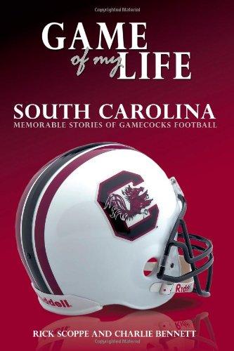 9781596701441: Game of My Life: South Carolina: Memorable Stories of Gamecocks Football
