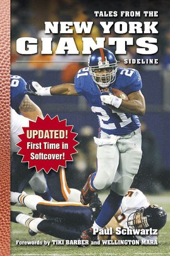 9781596702431: Tales from the New York Giants Sideline