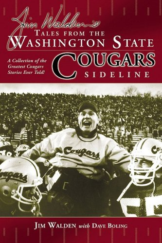 9781596702455: Tales from the Washington State Cougars Sideline