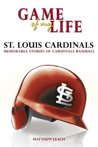9781596702738: Game of My Life: St. Louis Cardinals: Memorable Stories of Cardinals Baseball