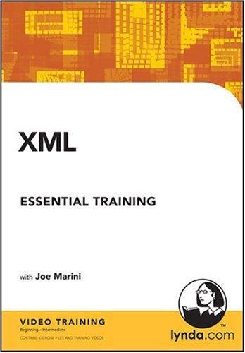 XML Essential Training: Joe Marini