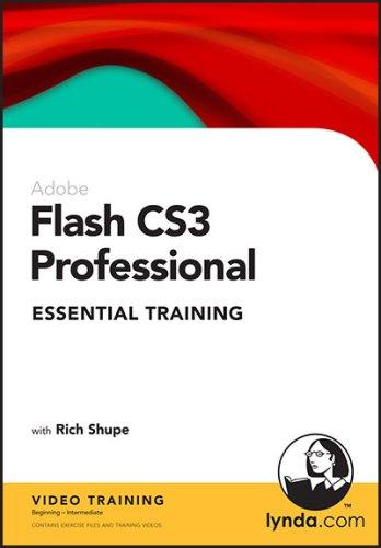 9781596713321: Flash CS3 Professional Essential Training