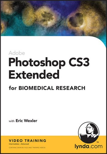 9781596714236: Photoshop CS3 Extended for BioMedical Research
