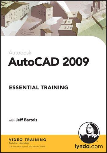 AutoCAD 2009 Essential Training: Jeff Bartels