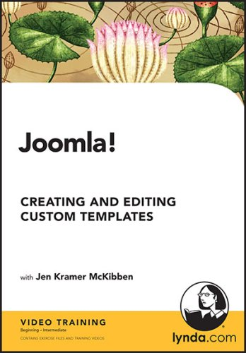 9781596715134: Joomla Creating and Editing Custom Templates