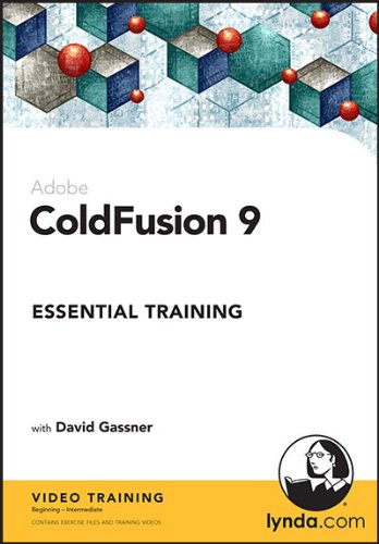 9781596715875: ColdFusion 9 Essential Training