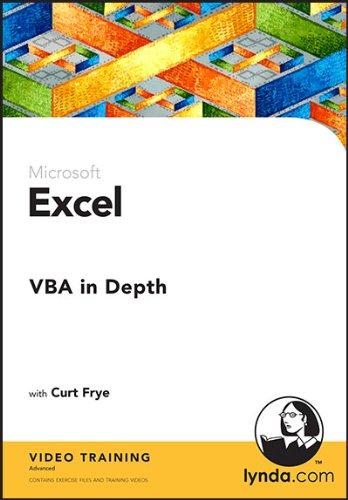 9781596716513: Excel: VBA in Depth