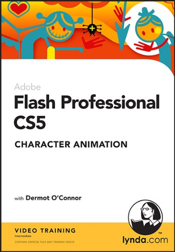 9781596716940: Flash Professional CS5: Character Animation