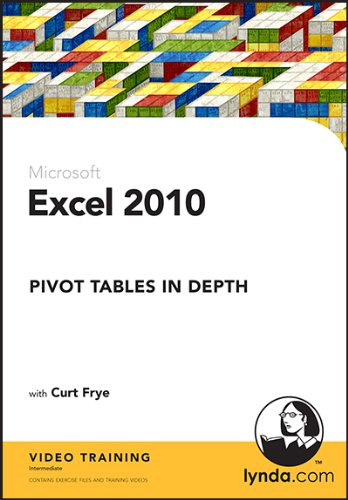 9781596717237: Excel 2010: Pivot Tables in Depth