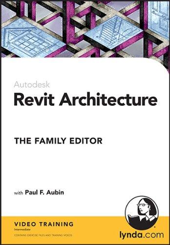 9781596717930: Revit Architecture: The Family Editor