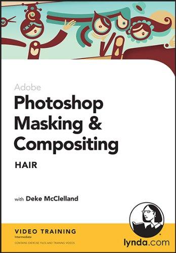 9781596718210: Photoshop Masking & Compositing: Hair
