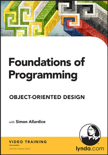 9781596718760: Foundations of Programming: Object-Oriented Design