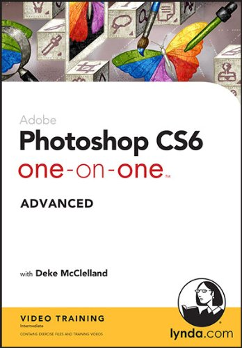 9781596719088: Photoshop CS6 One-on-One: Advanced