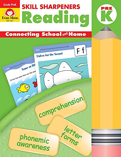 9781596730359: Skill Sharpeners Reading, Grade Pre-K
