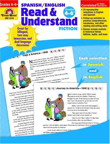 9781596730755: Spanish / English Read & Understand Fiction, Grades 4-6+ (Spanish Edition)