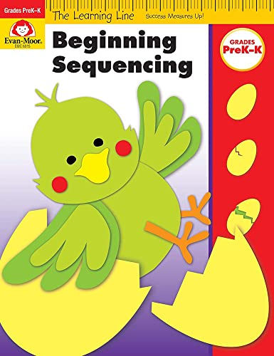 Beginning Sequencing (Learning Line): Evan-Moor Educational Publishers