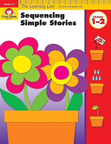 Sequencing Simple Stories (Learning Line): Evan-Moor Educational Publishers