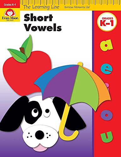 Short Vowels (Learning Line): Evan-Moor Educational Publishers