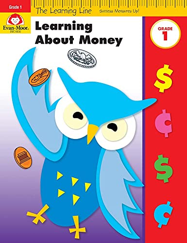 Learning about Money (The Learning Line, Grade: Evan-Moor Educational Publishers