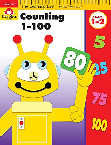 9781596731943: Counting 1-100 (Learning Line)