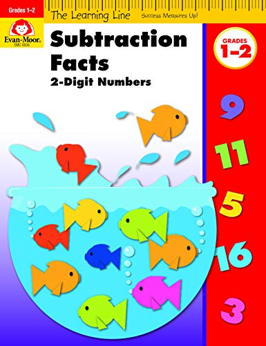 9781596731981: Subtraction Facts, 2-Digit Numbers (Learning Line)