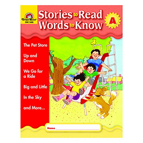 9781596732346: Stories to Read - Words to Know, Book a