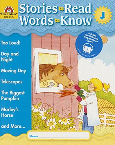 9781596732438: Stories to Read - Words to Know, Book J
