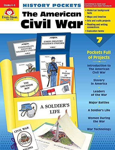 9781596732599: History Pockets: The American Civil War