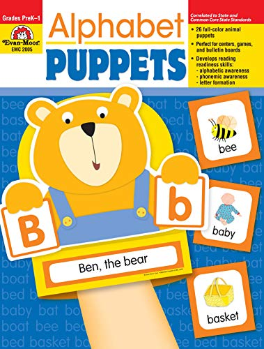 9781596734258: Alphabet Puppets